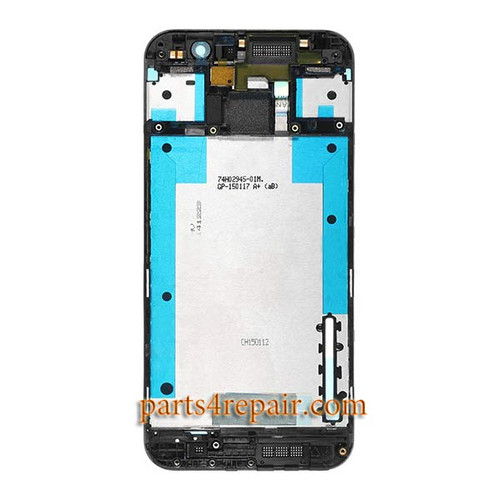 We can offer Front Housing Cover for HTC One M9