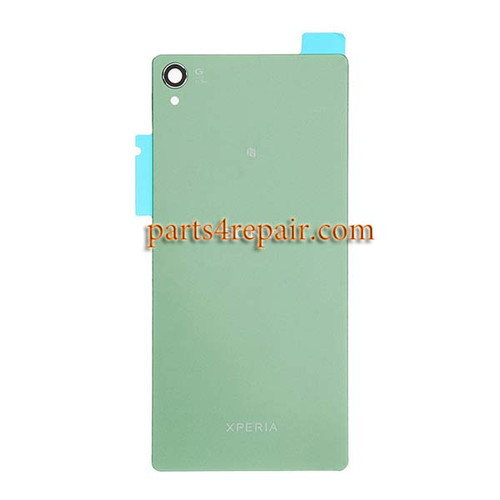 Back Cover OEM for Sony Xperia Z3 -Green