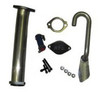 EGR Delete Kit EGR Bypass Kit With Pipe Ford 6.0L Powerstroke 03.5-07 RCD