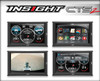Insight CTS2 Digital Gauge Display Color Touch Screen with Options (Fits 1996 and Newer OBDII-Enabled Vehicles) Edge Insight CTS2 (84130)