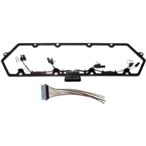 dorman 99 03 valve cover gasket kitw fuel injector wiring harness 7 3l rh blackclouddiesel com 04 F250 Injector Wiring Harness Caterpillar Wiring Harness