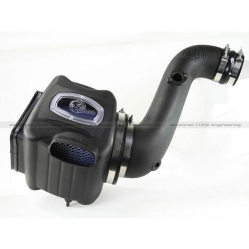 Momentum HD Pro 10R Stage-2 Si Intake System; GM Diesel Trucks 07.5-10 V8-6.6L (td) LMM
