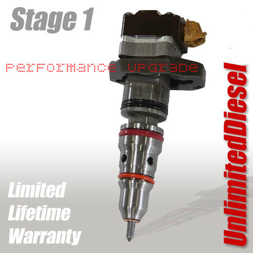 UDP Stage1 160cc Performance Injectors  1994.5-1997 Ford 7.3L Powerstroke
