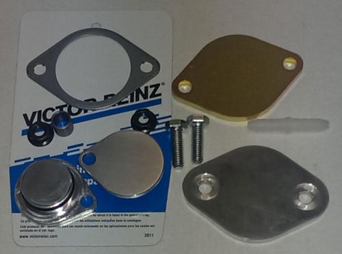 EGR Delete Kit   2008-10 6.4L Ford Powerstroke