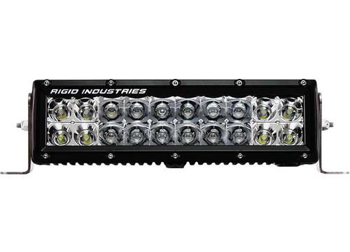 LED Light Bar 10 Inch E-Series Spot Light/Flood Light Combo by Rigid Industries  RIG110312