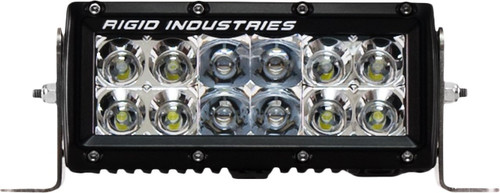 Led light bar 6 e series spot lightflood light combo by rigid led light bar 6 e series spot lightflood light combo by rigid industries aloadofball Image collections
