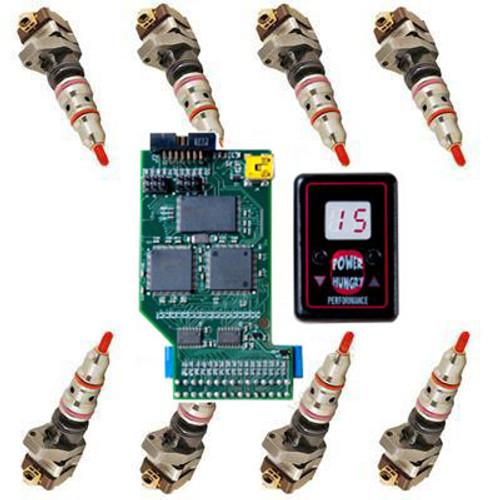 udp stage2 160cc 80 performance injectors requires chip ford 7 3l rh blackclouddiesel com