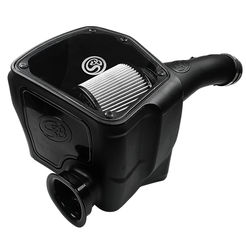 S&B 75-5039D Cold Air Intake for 2007-2018 Toyota Tundra 5.7L (Dry Extendable Filter)
