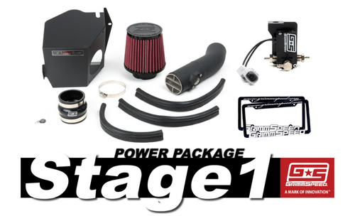 GrimmSpeed Stage 1 Power Package 08-14 Subaru WRX - 191001