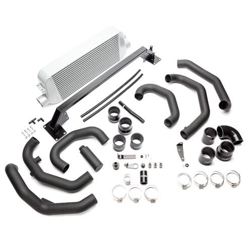 Cobb Front Mount Intercooler Kit (Silver) For 15-18 Subaru STI