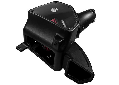 S&B 75-5087 Cold Air Intake for 14-18 Dodge Ram 2500 / 3500 6.4L HEMI
