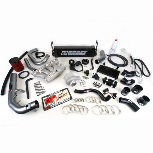 KraftWerks Supercharger Kit w/ Flash Programmer for 12-15 Honda Civic Si