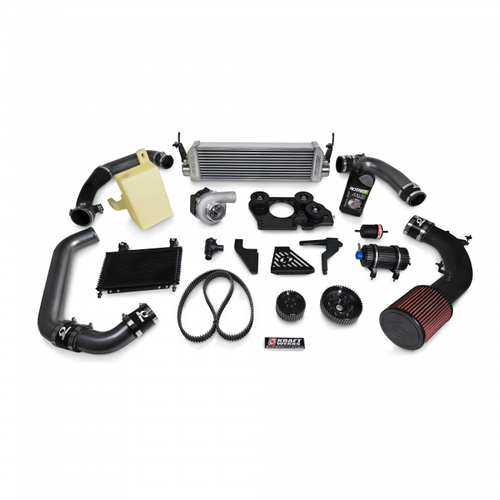 KraftWerks 30mm Belt Supercharger Black Edition Kit for 13+ BRZ / FRS / FT86 (w/o Tuning)