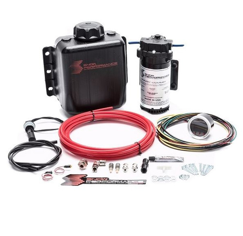 Snow Performance Stage 2 Boost Cooler Forced Induction Progressive Water-Methanol Injection Kit (SNO-210)