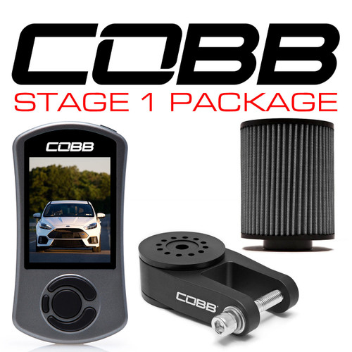 Cobb Ford Stage 1 Power Package For 2016-2018 Focus RS