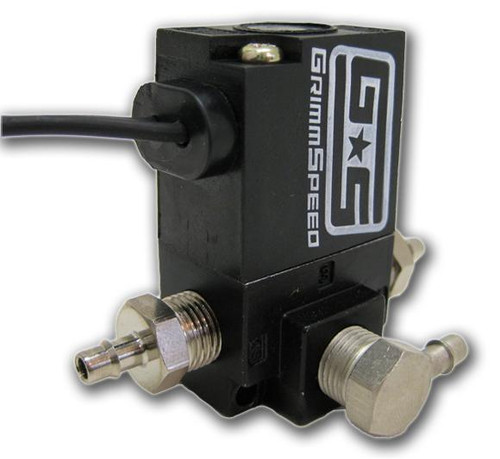 GrimmSpeed Electronic Boost Control Solenoid 3-Port For 03-06 Evo 8/9 (057019)
