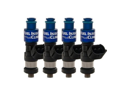 2150cc Subaru WRX('02-'14)/STI ('07+) Fuel Injector Clinic Injector Set (High-Z)