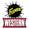 99494 FISHER STEEL-CASTER - WESTERN STRIKER STROBE LIGHT KIT - (ELECTRIC)