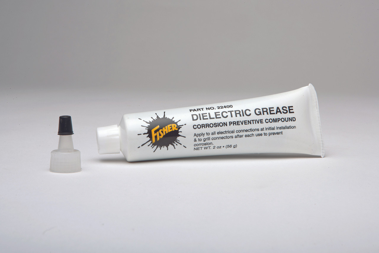 22400K - FISHER - BLIZZARD  Dielectric Grease - 2 oz tube FISHER PACKAGING