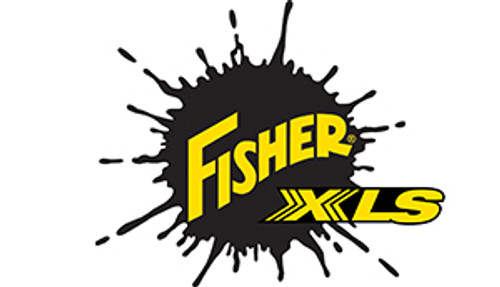 "50643 - ""FISHER XLS  YELLOW RETAINER BAR"