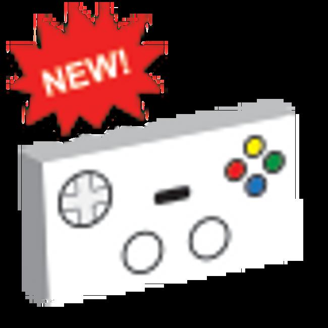 Custom Printed Gaming Controller