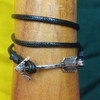 Arrow Wrap Bracelet - Black or Brown