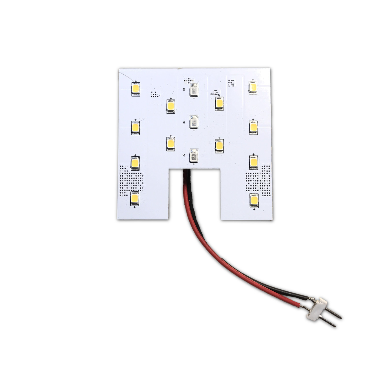 Red White Switchable Led For Dome Lights About 12v 36 Circuit Board Rv Boat Light Bulb Ba9s New Example G4 Type Base