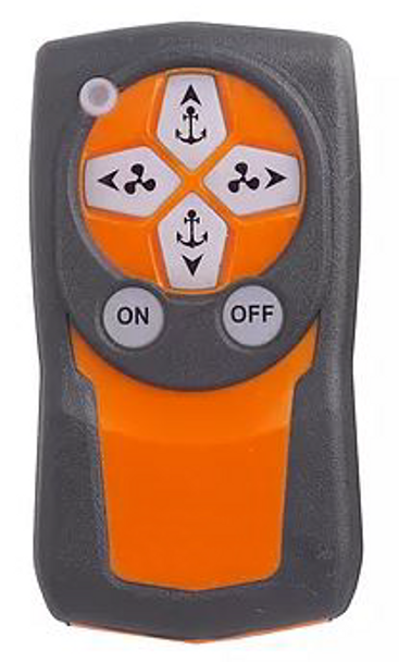 Remote Control for Windlass or Bow Thruster