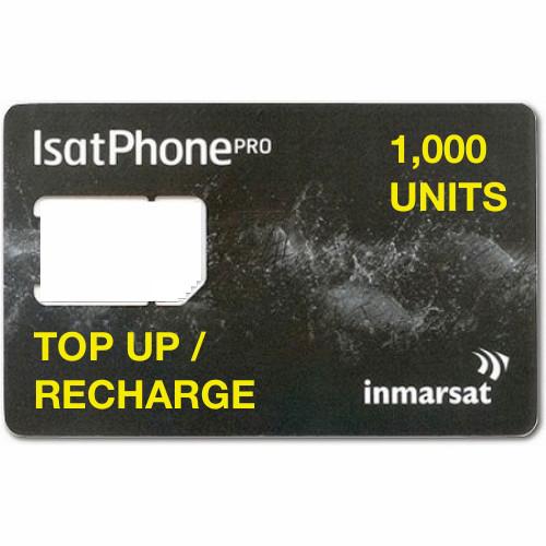 1,000 Units Prepaid Airtime