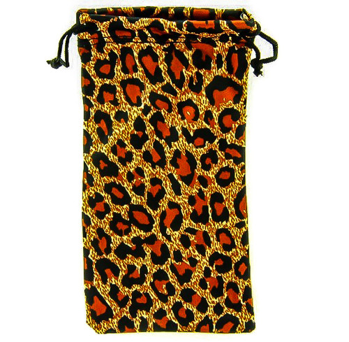 Leopard soft case
