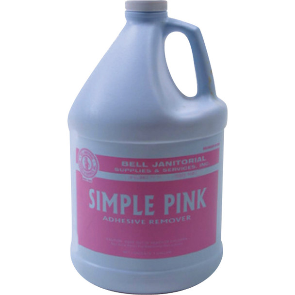 Simple Pink Adhesive Remover - 1 Gal