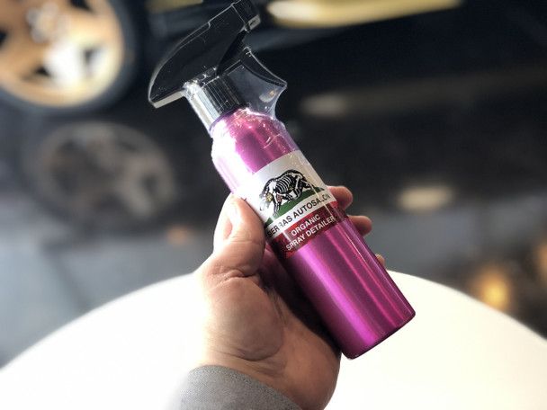 Sierra Autosalon Organic Spray Detailer - 10 oz