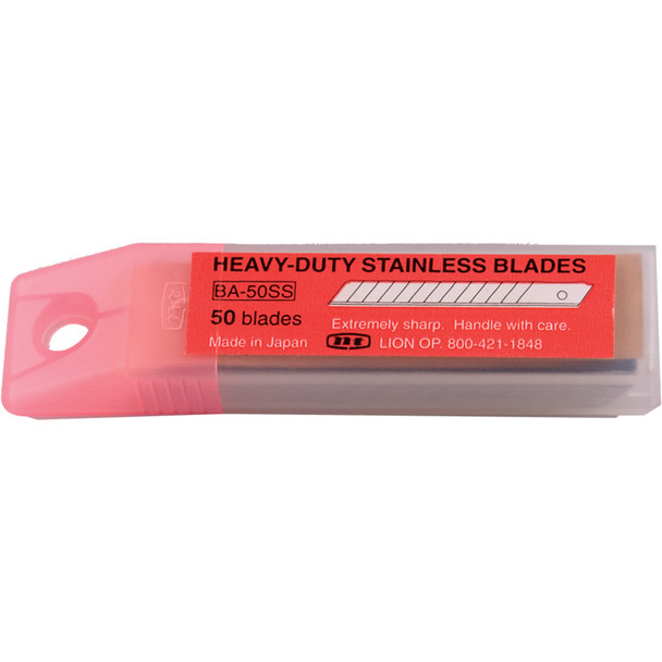 NT Stainless Blade (50)