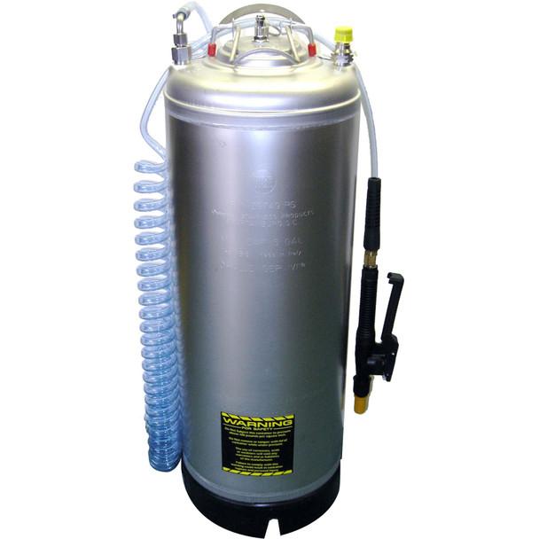 5 Gallon SS Pressurized Sprayer