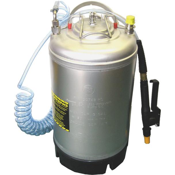 3 Gallon SS Pressurized Sprayer