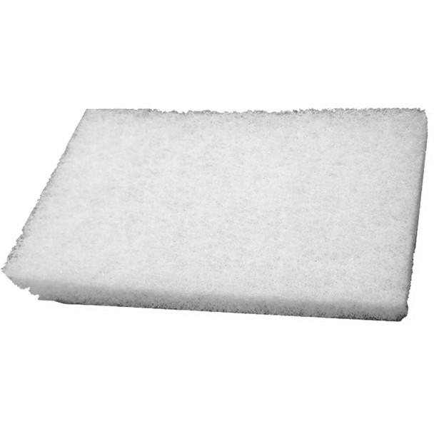 Basic Thick White Scrub Pad