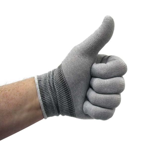 Lint Free Anti-Static Wrap Glove