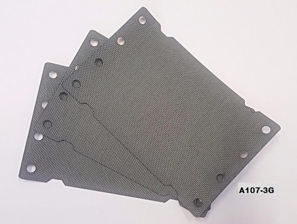 Smooth-It Gray Mat Replacement Kit 3PK