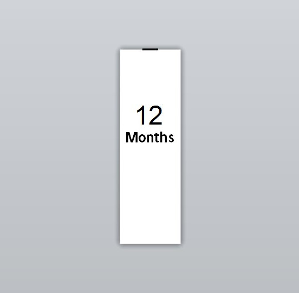 Size 12 Months Clothing Labels by Ted + Toot labels