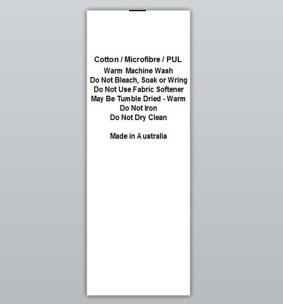 Cotton / Microfibre / PUL