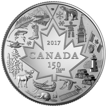 2017 $3 FINE SILVER COIN HEART OF OUR NATION