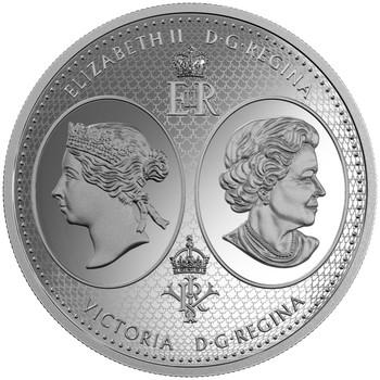 2017 $100 FINE SILVER COIN – HISTORIA TUA EPOS EST THE 150TH ANNIVERSARY OF CANADIAN CONFEDERATION