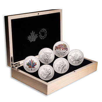 2015 FIFA WOMEN'S WORLD CUP CANADA™ 6-COIN SET