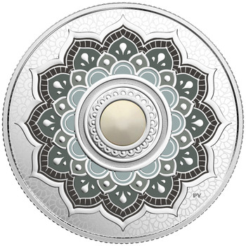 2018 $5 FINE SILVER COIN BIRTHSTONES: JUNE