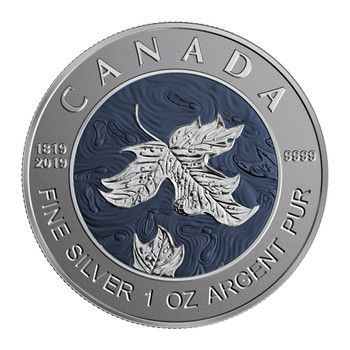 2019 FINE SILVER MAPLE LEAF FRACTIONAL SET: A BICENTENNIAL CELEBRATION