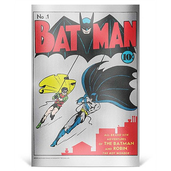 Batman #1 - 35g Pure Silver Foil