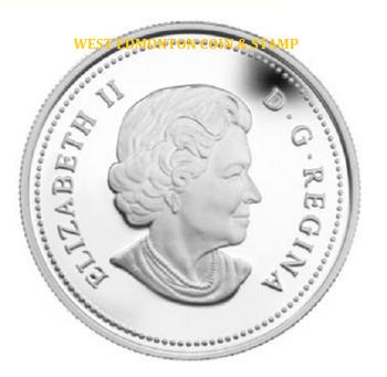 2013 $20 FINE SILVER COIN AUTUMN BLISS