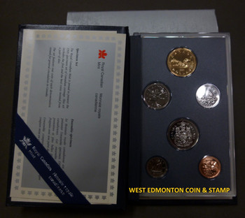 1995 6-COIN SPECIMEN SET