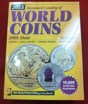 STANDARD CATALOG OF WORLD COIN MONEY - 2001 TO DATE - 9TH EDITION