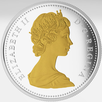 2015 5-CENT FINE SILVER COIN LEGACY OF THE CANADIAN NICKEL - THE CENTENNIAL 5-CENT COIN